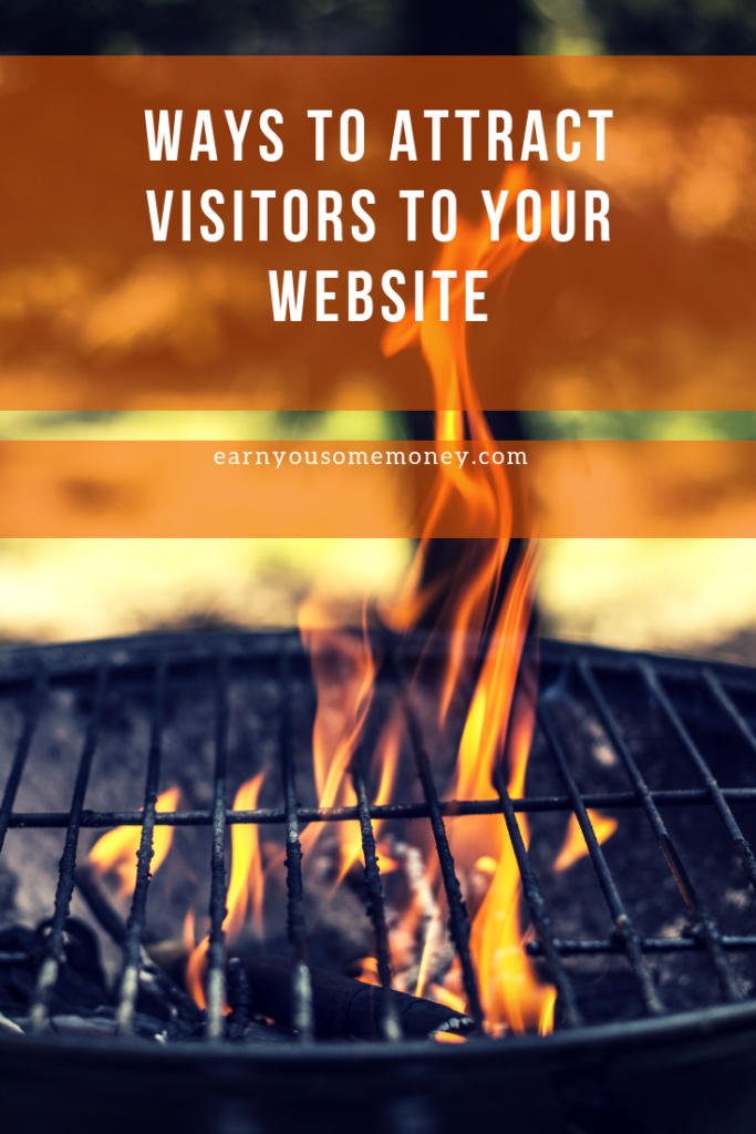 Ways To Attract Visitors To Your Website