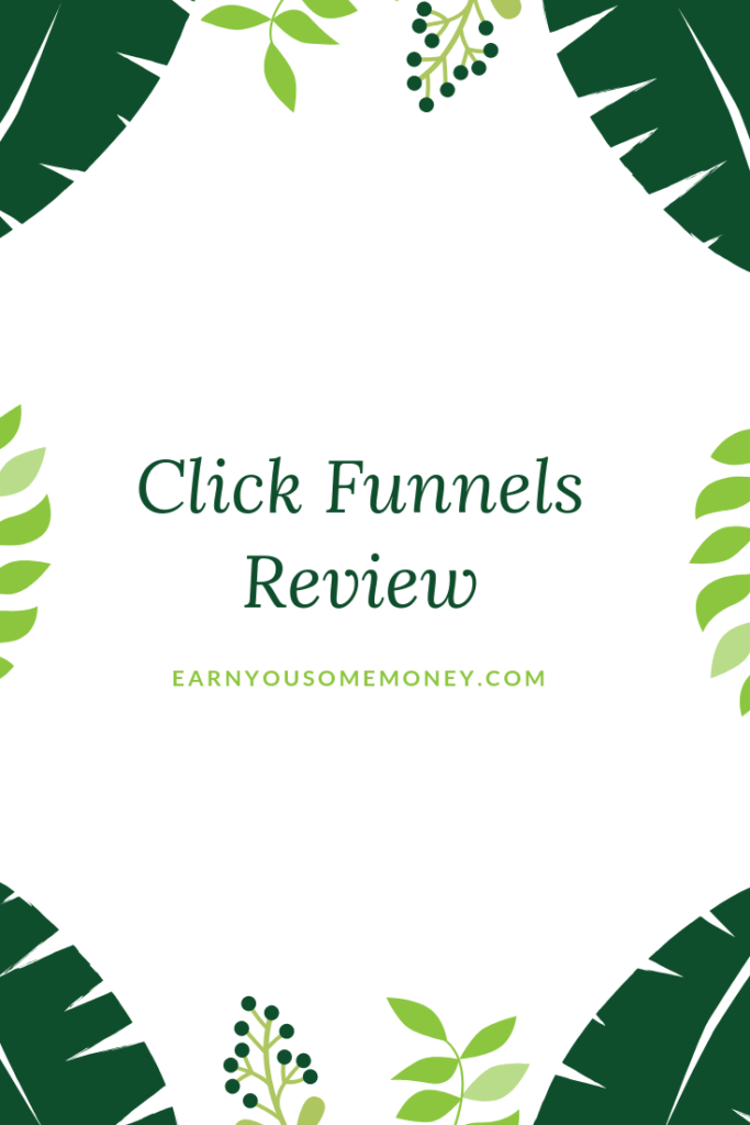 Rumored Buzz on Clickfunnels Review 2019