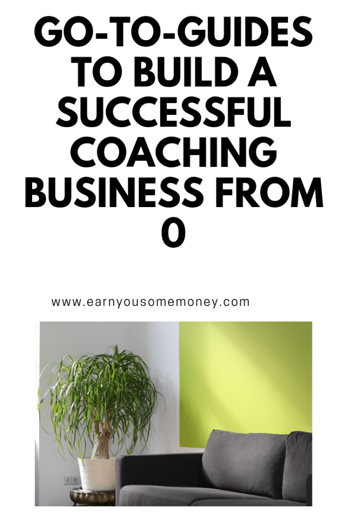 How To build a successful coaching business From 0