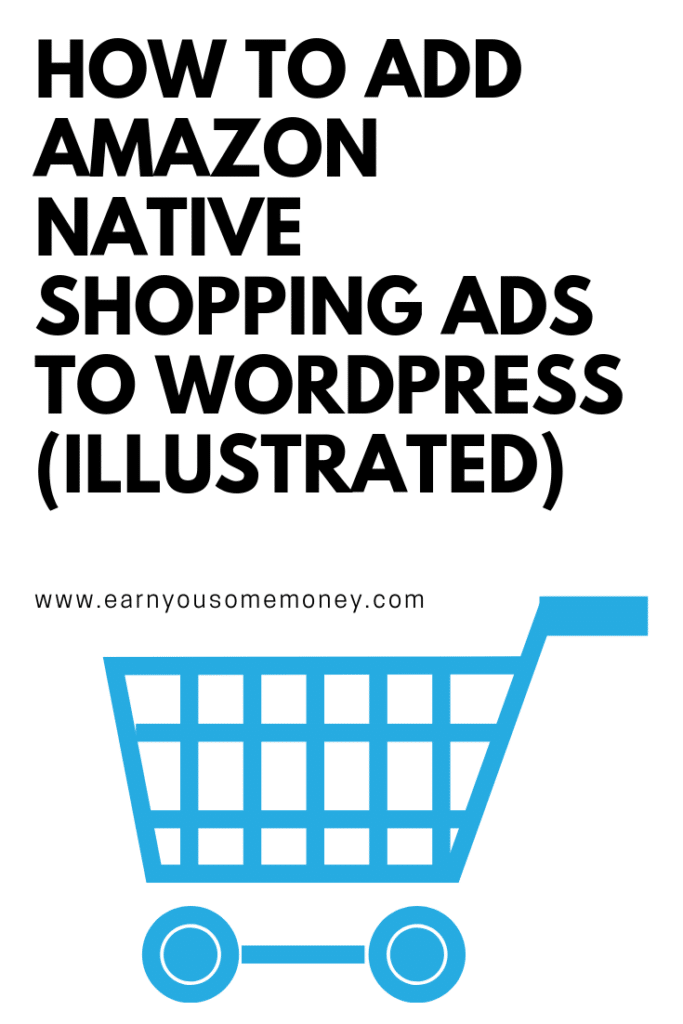 How To Add Amazon native Ads To WordPress