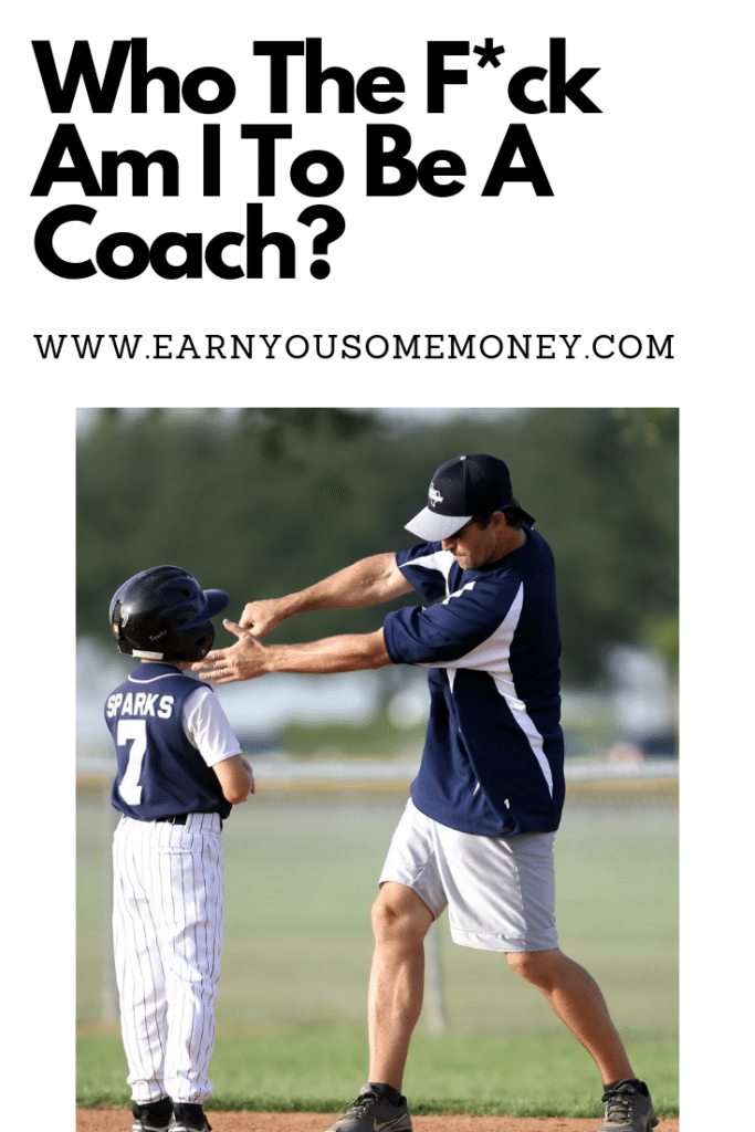 Who The F*ck Am I To Be A Coach?(REVIEW)- Megan Jo Wilson